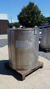 Clawson Stainless Steel Tanks