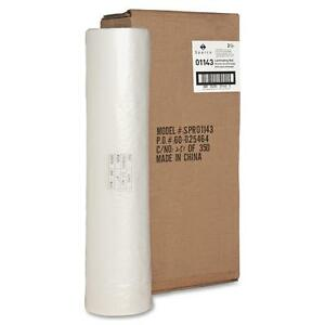 Sparco Laminating Roll 1 5 Mil 1 Core 18 x500 2 ct Clear 01143