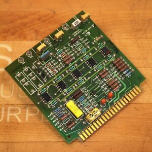 Contraves A6236 Current Amplifier Board Used