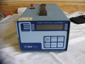 Laser Particle Counter 217a Met One