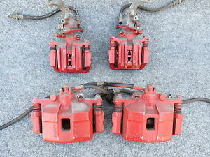 00 09 Honda S2000 Ap1 Ap2 Oem Front Rear Left Right Side Brake Caliper Set