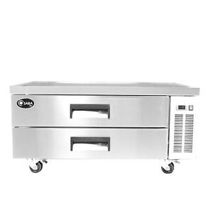 Saba Air Refrigerated Equipment Stand Chef s Base 2 4 Drawers 36 52 Or 72