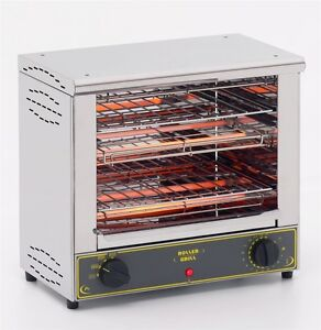 Equipex Bar 200 Countertop Commercial Toaster Oven 208v 1ph