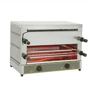 Equipex Ts 327 Countertop Commercial Toaster Oven 208v 1ph