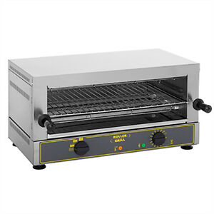 Equipex Ts 127 Countertop Commercial Toaster Oven 208v 1ph