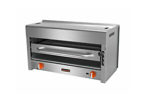 New Sierra Range Srs 36 36 Gas Salamander Broiler 2 Burners Ng