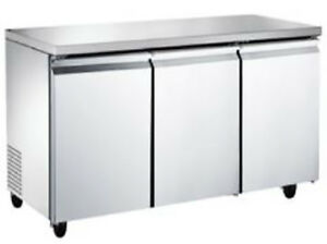 Saba Air 72 Under Counter Refrigerator Cooler Stainless Steel Stuc 72r
