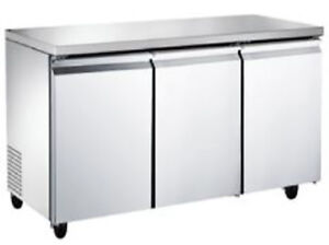 Saba Air 72 Under Counter Refrigerator Cooler Stainless Steel Suc 72r