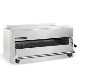 American Range Gas 36 Salamander Broiler Cheese Melter Infra Red Arsm 36