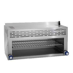 Imperial Icma 36 Gas Restaurant Range Match Cheesemetler