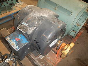 100 Hp Marathon Electric Motor 1800 Rpm 404t Frame Dp 230 460 V
