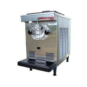 Saniserv Df200 Countertop Soft Serve Ice Cream Yogurt Machine