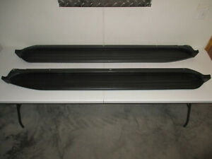 2015 2019 Tahoe Yukon Escalade Factory Oem Running Step Boards One Set Save