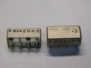 Mini circuits Sbl 1x Plug in Level 7 Lo Pwr To 7dbm 10 1000mhz Frequency Mixer