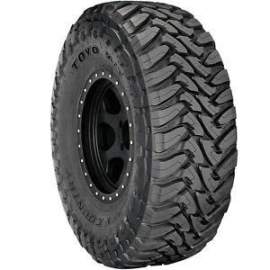 4 New 255 75r17 Toyo Open Country M T Mud Tires 2557517 255 75 17 75r R17