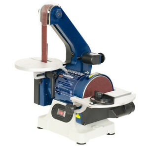 RIKON 50-151 1 x 30-Inch 13-Hp Durable Cast Iron Belt and 5-Inch Disc Sander