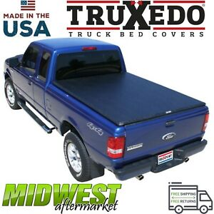 Truxedo Truxport Soft Roll Up Tonneau Cover Fits 1982 2011 Ford Ranger 7 Bed
