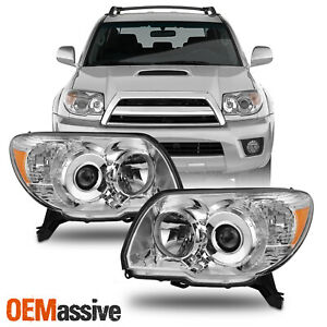 Fits 06 09 Toyota 4runner Headlight Headlamps Replacement Left Right 2006 2009