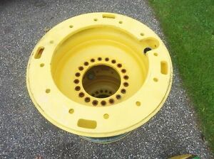 John Deere Log Skidder Wheel Part At198724