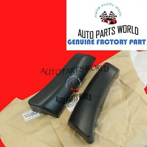 New Genuine Toyota 1999 2001 4runner Front Left Right Bumper Extension