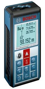 Bosch Glm100 C Laser Distance Meter android ios F s W tracking Japan New