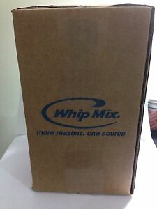 Whip Mix Vacuum Power Bowl Blades Mixer Dental Lab