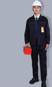 Anti Acid alkali Corrosion Resistant Work Wear Chemical Protective Clothes