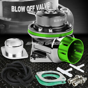 Universal Rotatable Top Hat Aluminum Type Fv Psi Turbo Blow Off Valve Bov Green