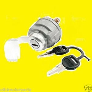 Ford New Holland Sba385200331 Ignition Key Start Switch 1000 1210 1300 1500 1910