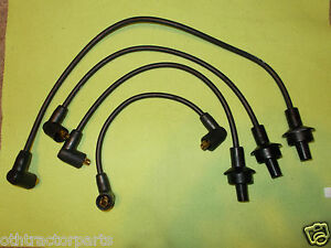 66564 Ford Tractor Spark Plug Wire Set 3 Cylinder Dhpn12259a 2000 3000 4000 4400