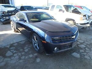 Automatic Transmission 6 Speed Opt Myb V6 Fits 12 Camaro 282150