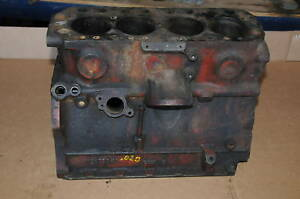 Mg Mgb Engine Block Motor 3 Main 1800cc