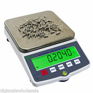 Tree Hrb 20001 Bench Parts Counting Scale High Capacity Balance 20kg X 0 1 Gram