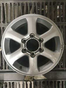 Kosei Chankasem Wheel 16 6x139 7 Silver 07tf I22