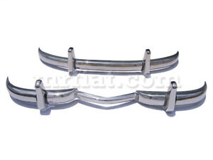 Mercedes W186 300 Adenauer Bumper Kit New