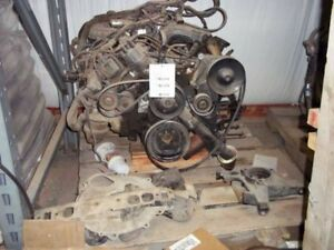 Engine 38l Vin 4 8th Digit Without Police Package Fits 89 95 Sable 16858