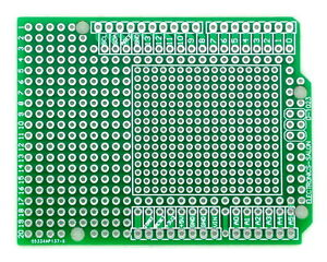 100x Prototype Pcb For Arduino Uno R3 Shield Board Diy Combo 2mm 2 54mm Pitch