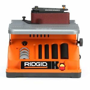 *NEW* RIDGID EB4424 Oscillating EdgeBelt Spindle Sander Sanders Strong Easy