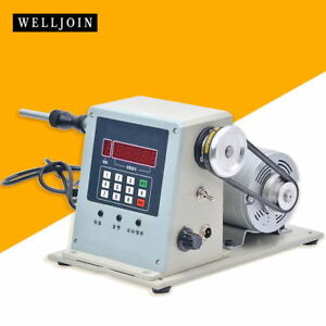 New Computer Controlled Coil Transformer Winder Winding Machine 0 03 0 8mm