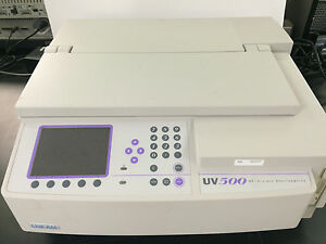 Unicam Uv 500 Uv vis Spectrophotometer