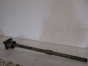 Ford 600 800 900 Tractor Original Pto Shaft
