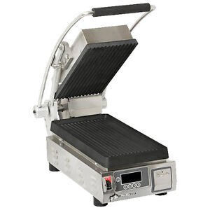 Star Pgt7ie Pro max 2 0 Grooved Sandwich Grill With Analog Controls And Timer