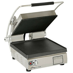 Star Pst14igt Pro max 2 0 Sandwich Grill With Grooved Top And Smooth Bottom