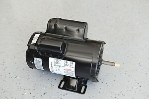 New Franklin Electric 4205007430 3 0 Hp 230v 1725 3450 Rpm Motor Made In Usa