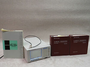 Shimadzu Scl 10a Vp Hplc System Controller W Manual Class Vp Software Package
