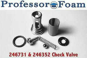 246731 a Check Valve Assembly Fits Graco Fusion Ap From Professor Foam