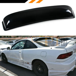 For 1994 2001 3rd Gen Acura Integra Dc Type R Jdm Smoke Rear Roof Window Visor