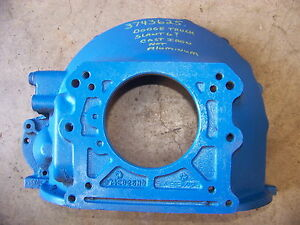 Dodge Truck 225 Slant Six Cast Iron Bellhousing 3743625 Power Wagon