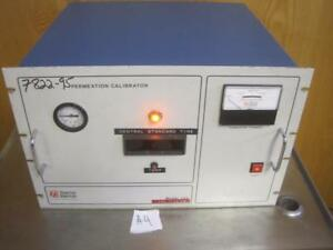 Thermo Environmental 145 Flow Permeation Calibrator Analyzer 30 Day Guarantee 4