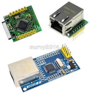 Usr es1 W5500 Ethernet Network Modules Tcp ip 51 stm32 Spi Interface For Arduino